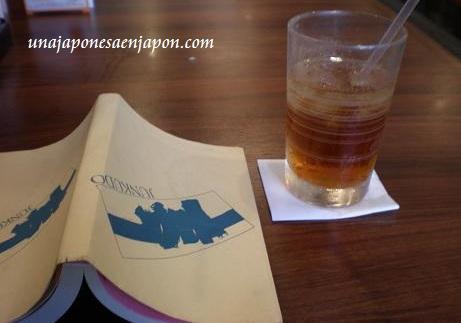 en una cafeteria japon unajaponesaenjapon.com