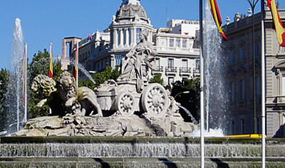 cibeles madrid espana unajaponesaenjapon.com