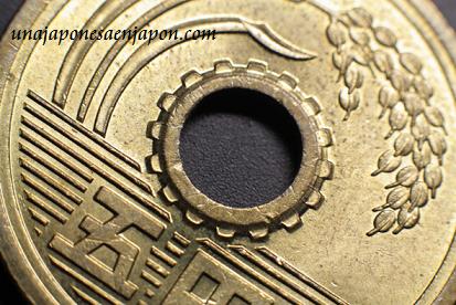 moneda de la suerte 5 yenes japon1 unajaponesaenjapon.com