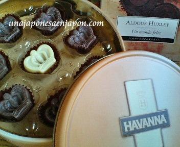 chocolates havanna regalo argentina unajaponesaenjapon.com