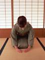 reverencia japon ojigi