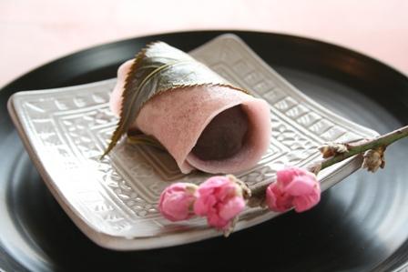 sakura mochi kanto japon unajaponesaenjapon.com