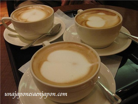 cafe cafeteria shinjuku unajaponesaenjapon.com