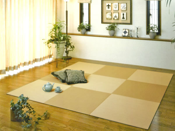 y tambin hay camas con tatamis en lugar del colchn occidental foto de abajo