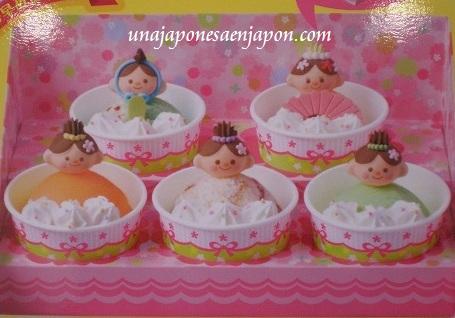 hina matsuri japon helado