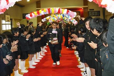 despedida profesores escuela japon 1