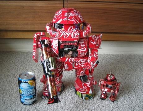 arte latas de bebidas japon 6
