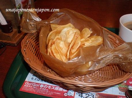 mos burger japon papas fritas sal de argentina