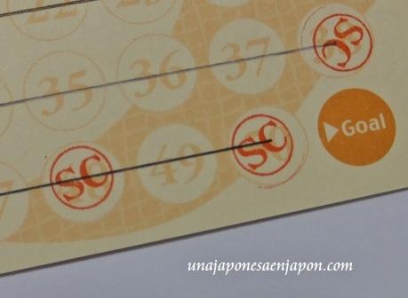 tarjetas de puntos japon 2