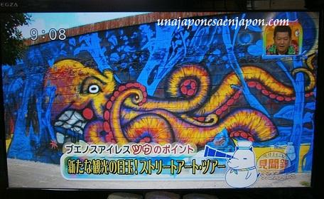 buenos aires argentina arte urbano una japonesa en japon