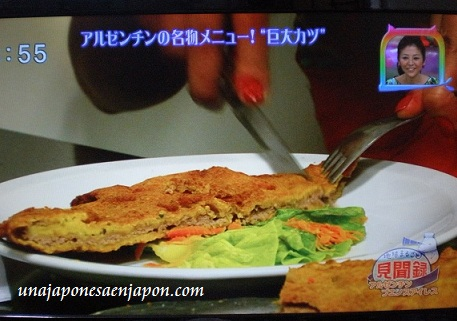 buenos aires argentina milanesa una japonesa en japon