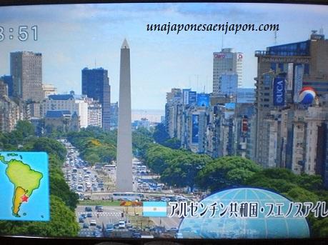 buenos aires argentina obelisco una japonesa en japon