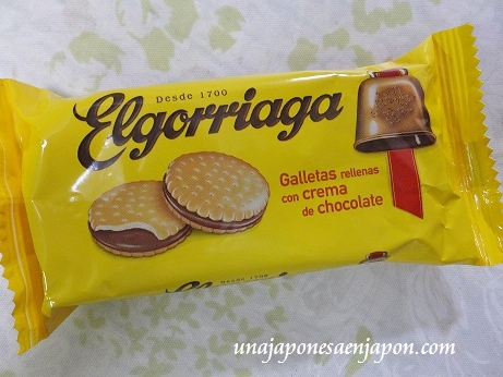 galletitas espanolas en japon