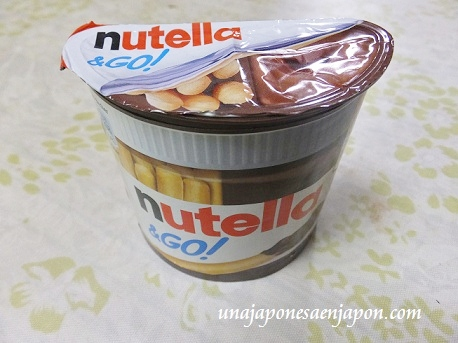 nutella japon 1