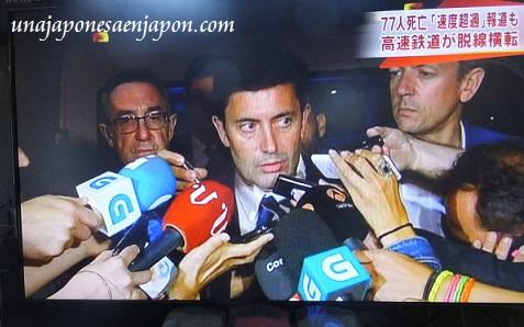 accidente de tren santiago de compostela galicia espana 2
