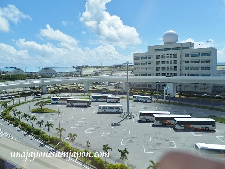 aeropuerto de naha okinawa japon 1