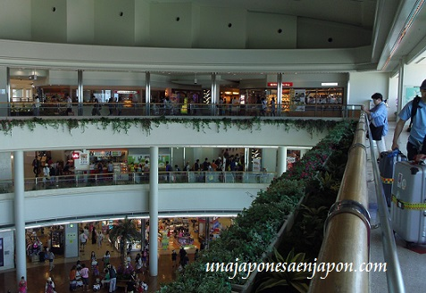 aeropuerto de naha okinawa japon 4