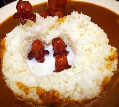 curry el ataque de los titanes shingeki no kyojin manga japon 2
