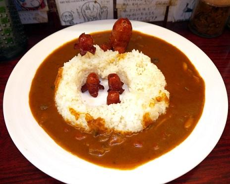 curry el ataque de los titanes shingeki no kyojin manga japon