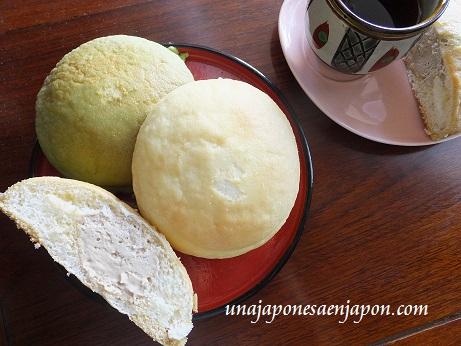 melon pan de verano japon