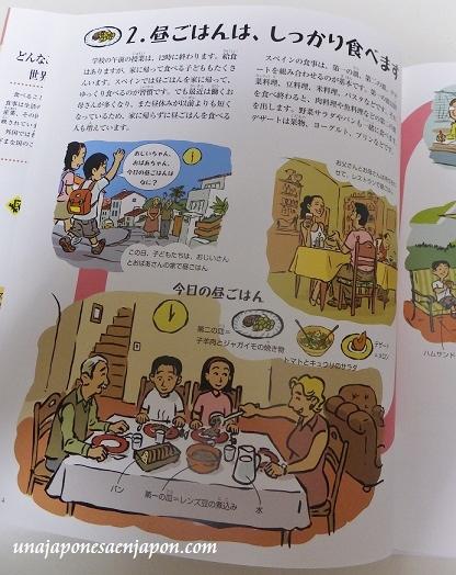 comida españa libro japon japones 1