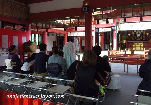 shichi go san 15 de noviembre fiesta de niños japon 3
