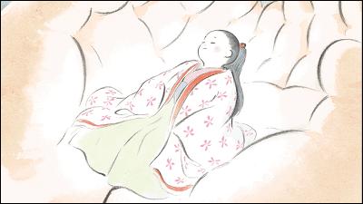 estudio ghibli la princesa kaguya pelicula japon