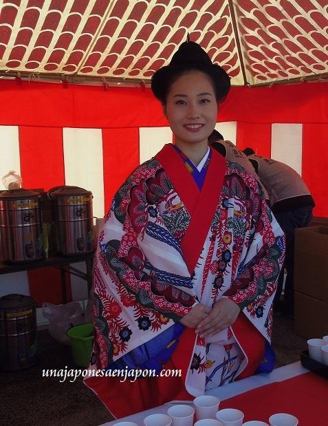 año nuevo en japon 2014 okinawa unajaponesaenjapon 3