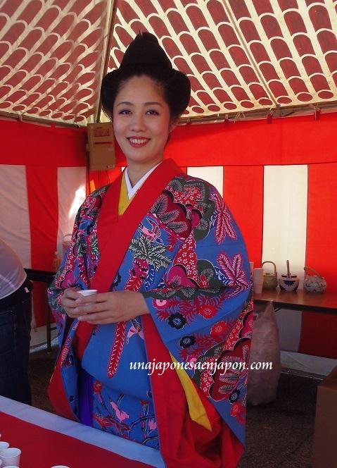 año nuevo en japon 2014 okinawa unajaponesaenjapon.com 4