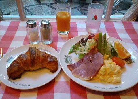 cafe inoda kyoto japon desayuno