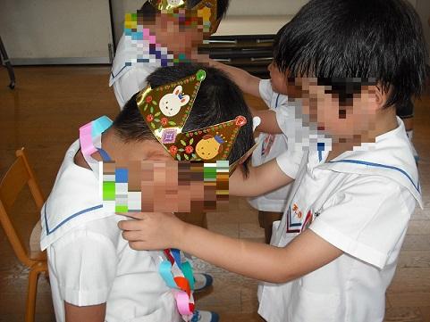 fiesta de cumpleaños jardin de infantes japon 2