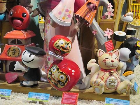 falla infantil 2014 ninot valencia año dual españa japon 9