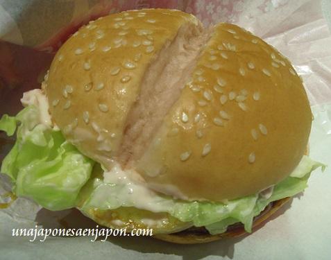 hamburguesa mcdonalds sakura teritama primavera rosa japon 3