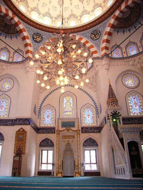 mezquita turca tokyo camii shibuya japon 15