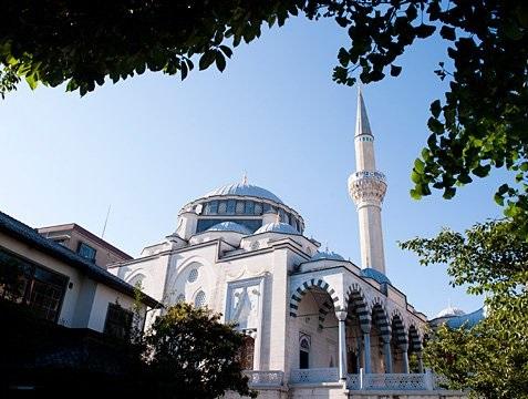mezquita turca tokyo camii shibuya japon 19