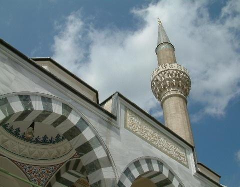 mezquita turca tokyo camii shibuya japon 2