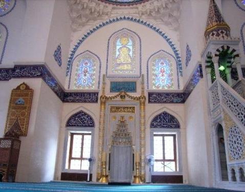mezquita turca tokyo camii shibuya japon 3