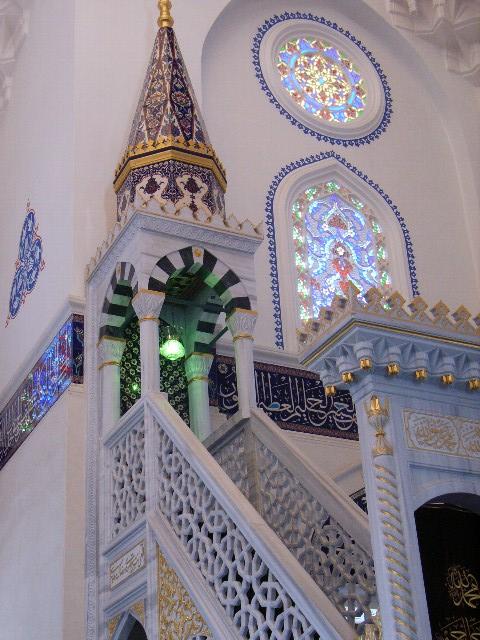 mezquita turca tokyo camii shibuya japon 8