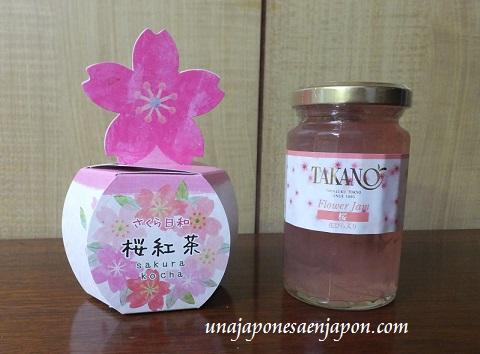hanami 2014 sakura te mermelada cerezas japon 1