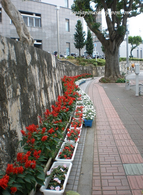 naha ciudad okinawa japon