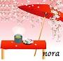 nora abril hanami sakura cerezos en flor