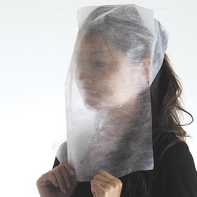 panuelo para cubrir la cara probador japones japon
