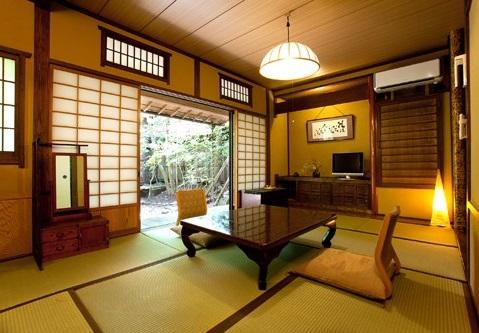 Hoteles en jap n en una japonesa en jap n - Casas japonesas tradicionales ...