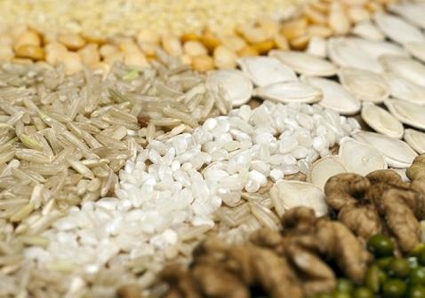 穀物 - cereales