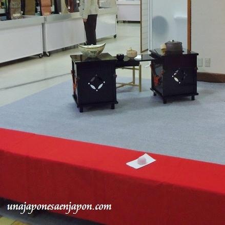 ceremonia de te matcha okinawa japon 2