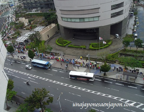 protesta nueva base estadounidense henoko okinawa japon 10