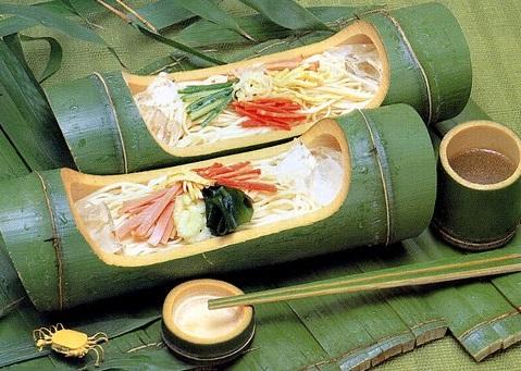 verano japones somen fideos finos frios costumbre japon 1