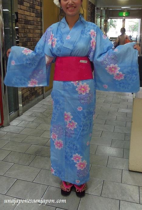 verano japones yukata vestimenta tipica japonesa de algodon japon
