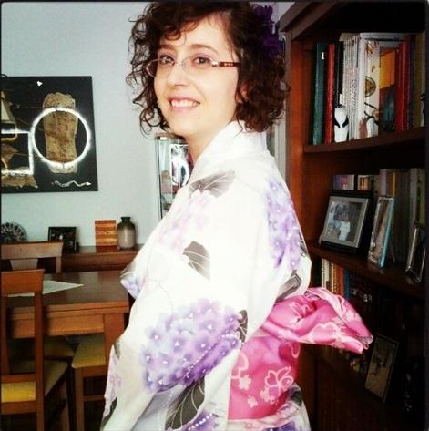 verano japones yukata vestimenta tipica japonesa  de algodon nuria japon