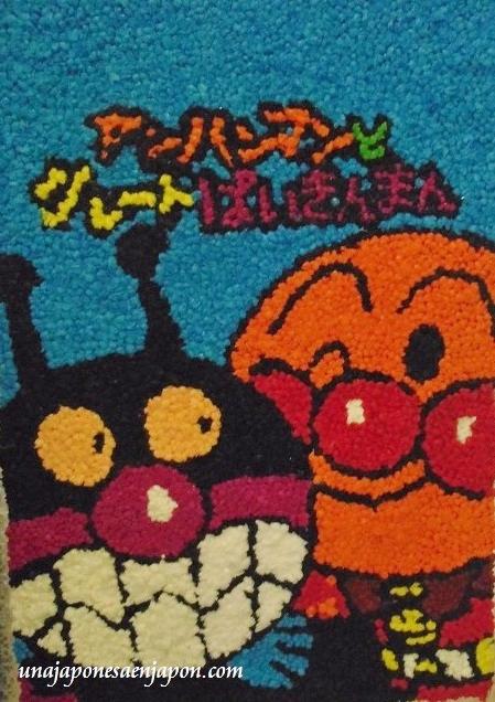 arte con bolitas de papel dia del respeto a los mayores japon 5